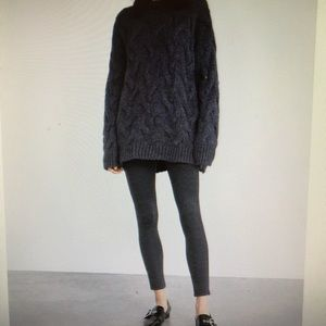 NWT Zara houndstooth leggings